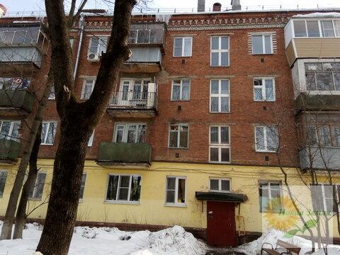 Продам 2-комнатную квартиру, г. Истра, ул. Первомайская, д.6