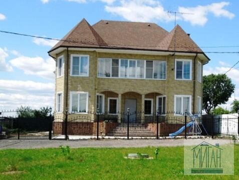Великолепный, полностью меблированный дом по Симферопольскому шоссе.