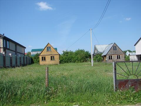 Продаётся участок 6 соток в д.Таболово