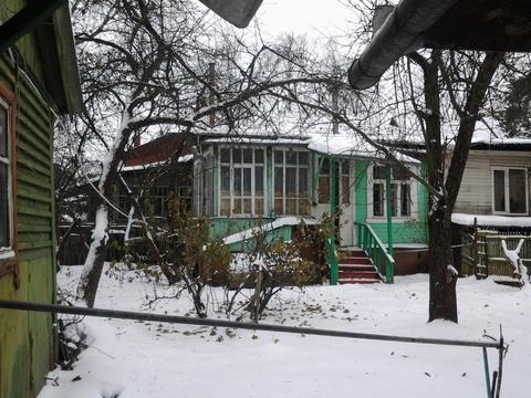 Продаётся часть дома (выделена в квартиру) п. Томилино