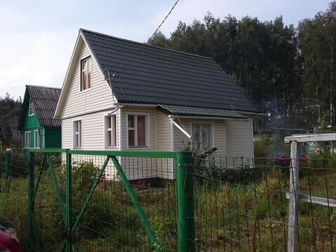 Дача в Павловском Посаде 84 кв.м.