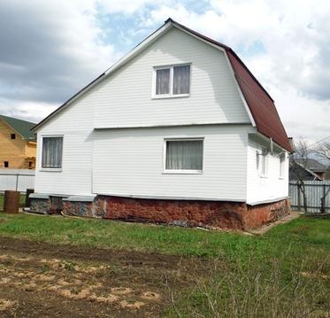Продается жилой дом в д. Плаксино, Наро-Фоминский район