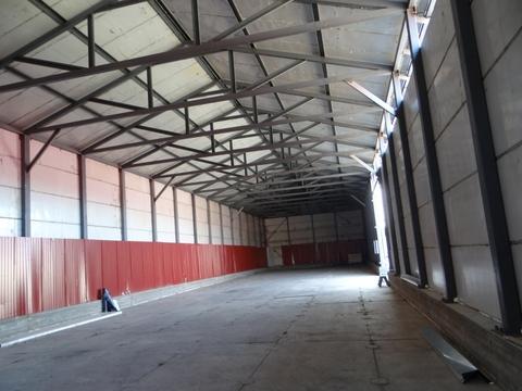 Сдаю в аренду производственно-складские помещения под Солнечногорском