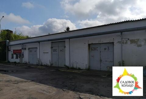 Сдается в аренду складское помещение в черте города Серпухова на охра