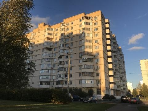 5-и комнатная квартира, м. Борисово, Ул. Борисовские пруды, д.8, к.3.