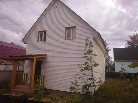 Купить дом из пеноблоков в Чеховском районе д. Сандарово