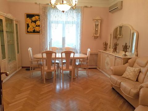 3-4 комнатная квартира на Арбате
