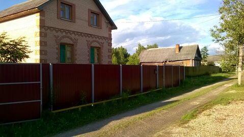 Продам дом в д. Дергаево.