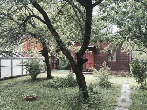 Продажа дома с земельным участком в Истринском районе