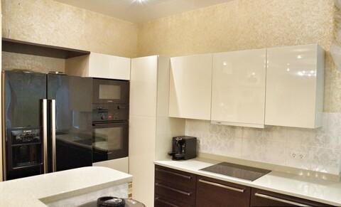 """3-комнатная квартира, 110 кв.м., в ЖК """"Эльсинор"""""""