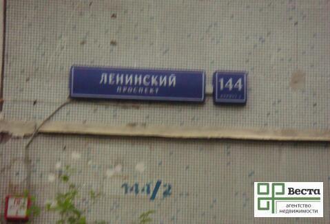 Москва, 2-х комнатная квартира, Ленинский пр-кт. д.144 к2, 10700000 руб.