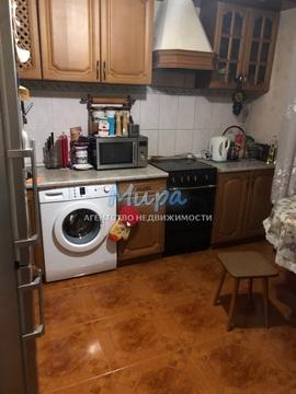 Четырехкомнатная квартира С отличным ремонтом, мебелью И техникой. 25