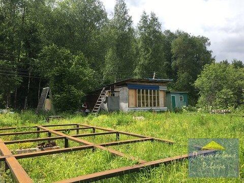 Участок 6 сот. у леса, рядом ж/д ст. Федоровское