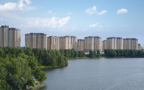 "3-комнатная квартира, 87 кв.м., в ЖК ""Московские Водники"""