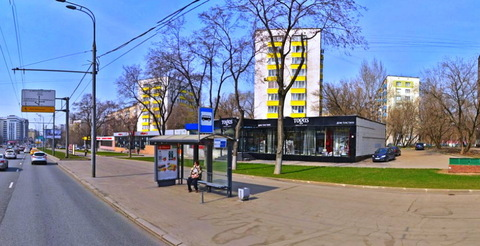 Торговое (общепит) помещение 460 м2 на первой линии Волгоградского пр.