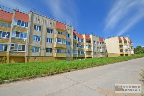 Просторная 1-комн квартира с автономным отопление в Волоколамске