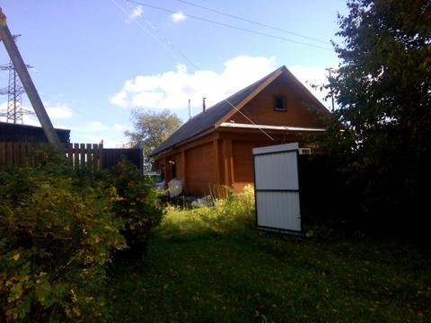 Срочно продается дом с баней на большом участке в Рузском р.