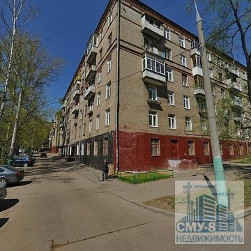 Продажа квартиры, м. вднх, Кадомцева проезд