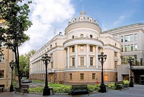 М.Боровицкая 1 м.п ул.Волхонка д 6 стр 2 . Продается здание 6364 кв, м