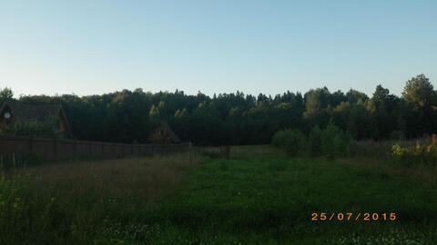 Продаётся участок 15 соток в деревне Костыши.