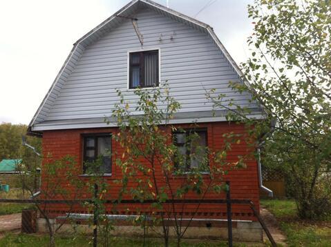 Дача 2х-эт кирпичная вблизи д.Овечкино, Новая Москва.