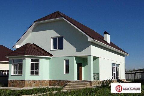 Дом 200м2, на участке 8 соток, 25 км от МКАД, Киевское шоссе.