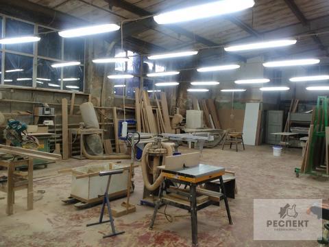 Производственно-складское помещение 600 кв.м.