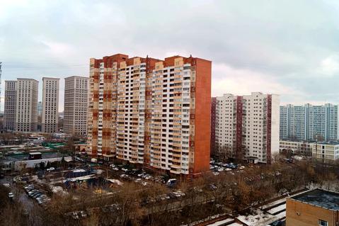 3-х ком. кв, м. Октябрьское поле, ул. Маршала Тухачевского, д. 32к2