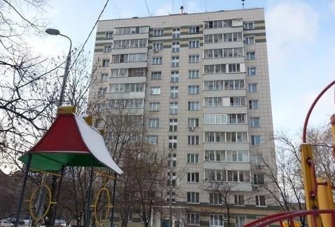 Однокомнатная на Шмитовском проезде 30