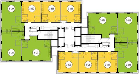 Москва, 2-х комнатная квартира, Головинское ш. д.10, 11484000 руб.