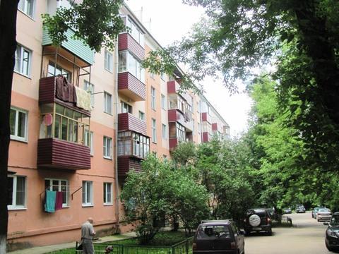 3 квартира на ул.Солнышевской в Чехове.