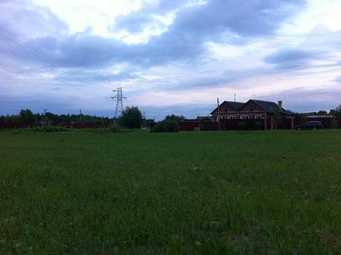 Продается зем.участок 15 сот в красивой д. Богородское Рузский р.