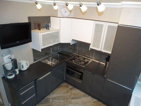Квартира со стильным дизайнерским ремонтом на Смоленском бульваре!