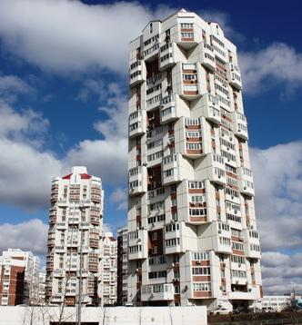 """3-комнатная квартира, 101 кв.м., в ЖК """"Александр"""""""