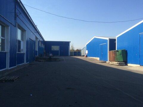 Производственно-складской комплекс 4.500 м2, Истра