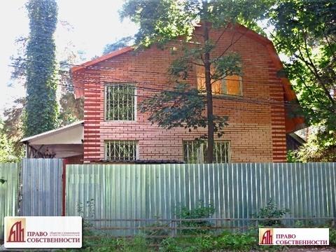 Кирпичный 2-этажный дом в Кратово, Раменский район