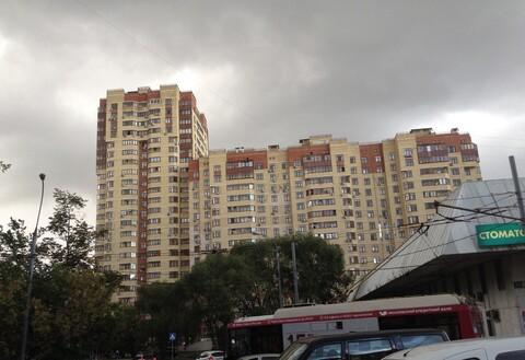 Рядом с метро 2-х комнатная квартира 58 кв.м