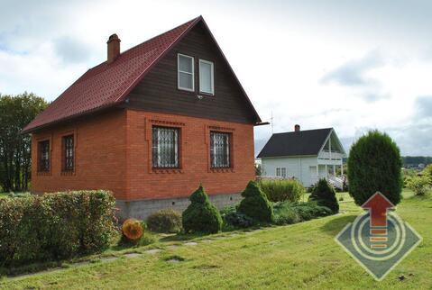 Дом и баня на участке 30 соток в д. Ефаново (для ПМЖ)