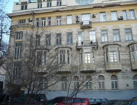 Предлагается офисное помещение на пятом этаже в ЦАО