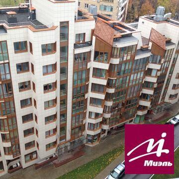 """4-комнатная квартира, 163 кв.м., в ЖК """"Университетский"""""""