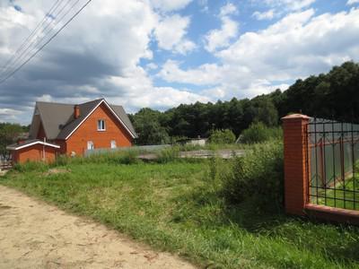 Продается земельный участок в д. Злобино, Серпуховской р-н