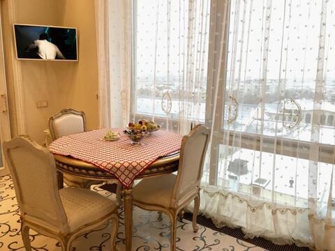 """4-комнатная квартира, 212 кв.м., в ЖК """"Дом на Покровском бульваре"""""""