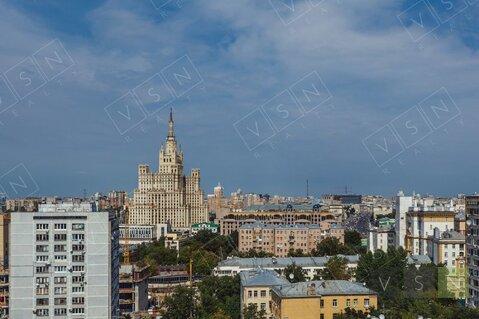 """3-комнатная квартира, 124 кв.м., в ЖК """"Новый Арбат 32"""""""