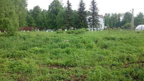 Участок 14.4 сотки в деревне Алферово