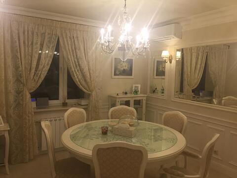 Квартира свободной планировки 135 кв.м. Москва, Нагатинская набережная