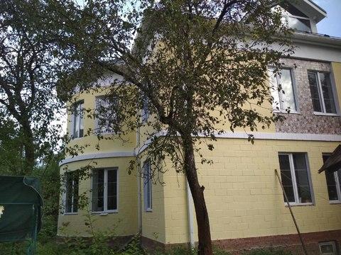 Продаётся замечательный коттедж 370 кв.м. в Клязьме 12 км. от МКАД