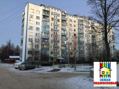 3-комнатная квартира г/п Некрасовский, ул. Школьная, д. 1