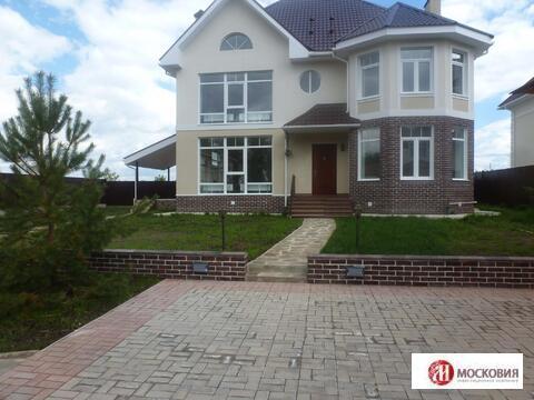 Дом под ключ 289м2, участок 8 соток, 20 км от МКАД. Лучшее предложение, 25450000 руб.
