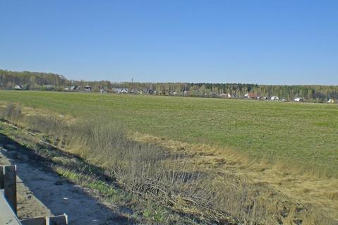 Участок 2 Га с коммуникациями по границе в 55 км по трассе Дон