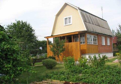 Продается двухэтажная дача 70 кв.м, на участке 6 соток